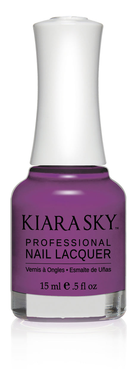 Kiara Sky Nail Lacquer 0.5 fl oz - N516 CHARMING HAVEN