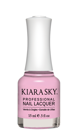 Kiara Sky Nail Lacquer 0.5 fl oz - N537 COTTON KISSES