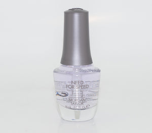 Morgan Taylor Need For Speed Fast Dry Nail Top Coat 0.5 oz
