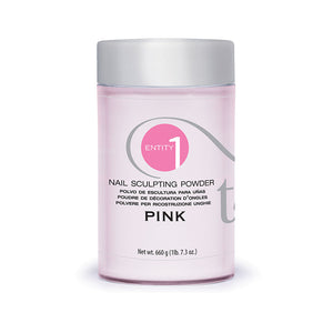Entity Nail Sculpting Powder | 660 g / 23.3 oz PINK