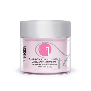Entity Nail Sculpting Powder | 3.7 oz PINKER PINK