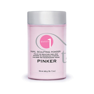 Entity Nail Sculpting Powder | 660 g / 23.3 oz PINKER PINK