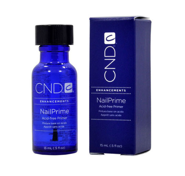 CND Enhancements NailPrime Acid-free Primer 0.5 oz