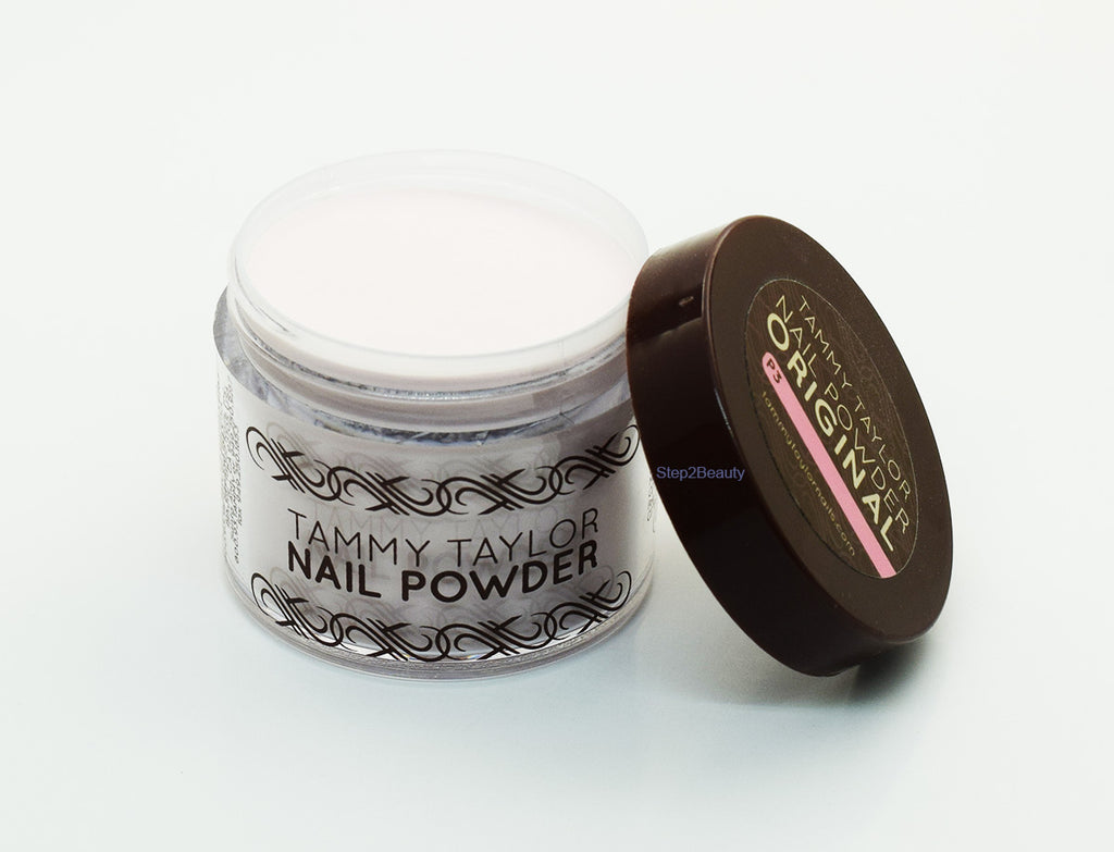 Tammy Taylor Original Acrylic Nail Powder Polymer Original - P3 - 1.5 oz