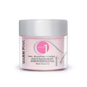 Entity Nail Sculpting Powder | 3.7 oz WARM PINK