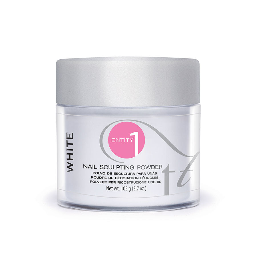 Entity Nail Sculpting Powder | 3.7 oz WHITE
