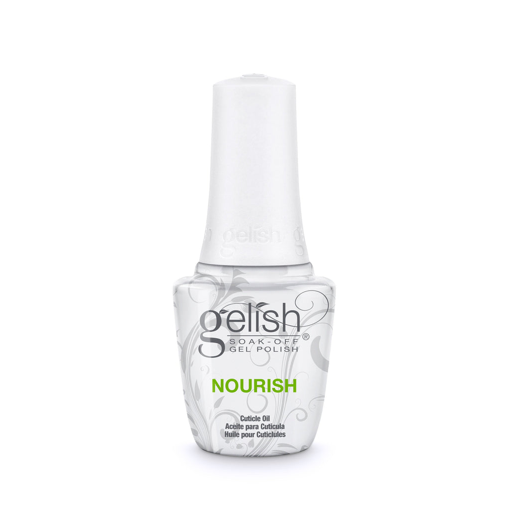 Gelish Soak Off Nail - Nourish Cuticle Oil 0.5 fl oz