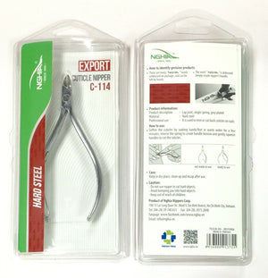 Nghia Export - Hard Steel Nail Nipper C114