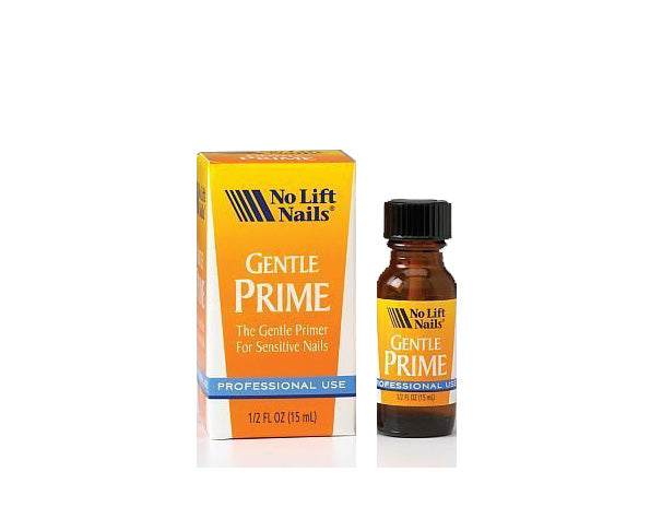 No Lift Nail - Gentle Prime, The Gentle Primer for sensitive Nails 0.5 fl oz