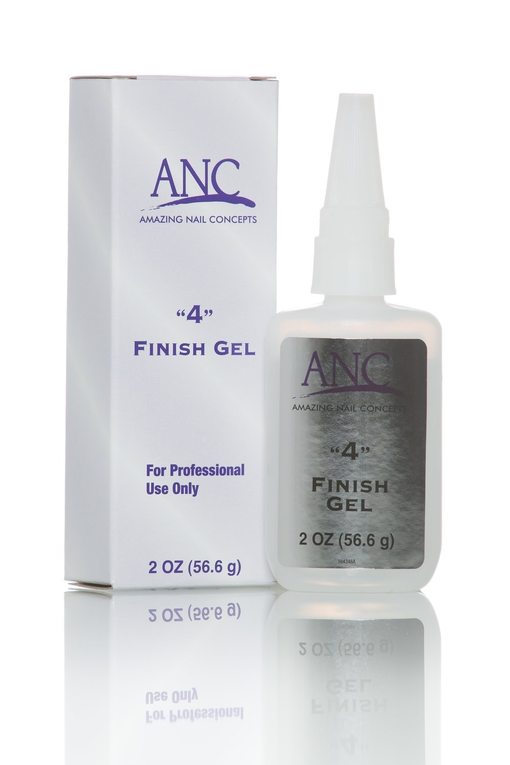 ANC Dip Essential Liquids 02 fl oz Refill - Step #4 Finish Gel