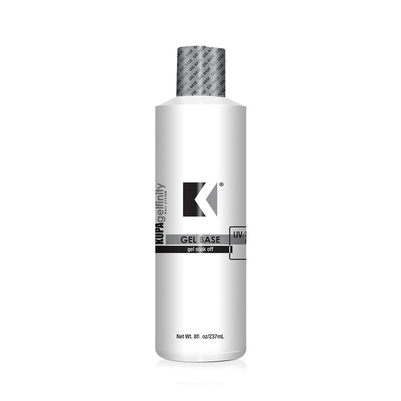 Kupa GelFinity Soak Off Gel UV/LED - GEL BASE Refill 8 oz