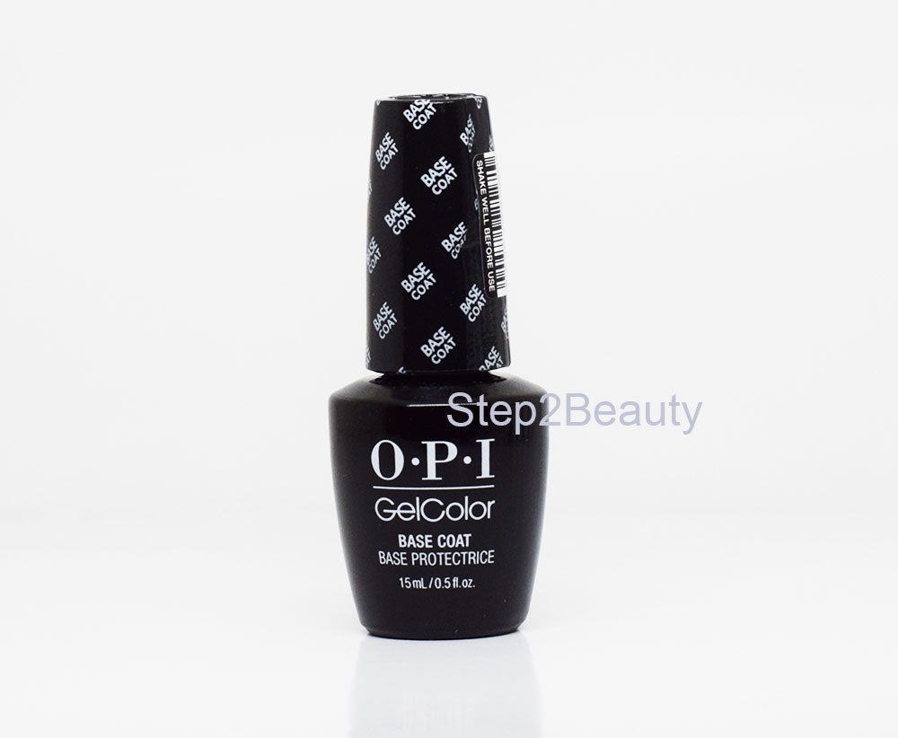 OPI GelColor BASE COAT 0.5 oz