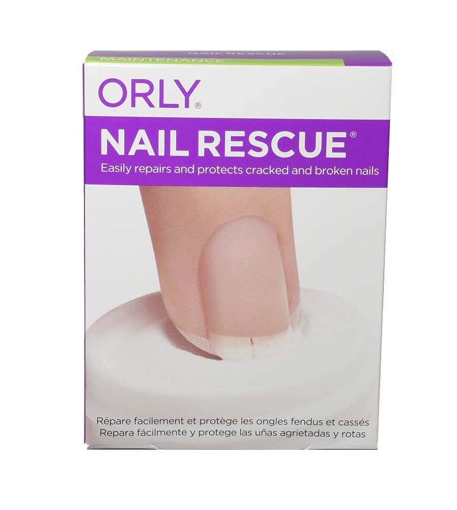 Orly Nail Rescue Kit - Repair to cracked split or broken nails ...