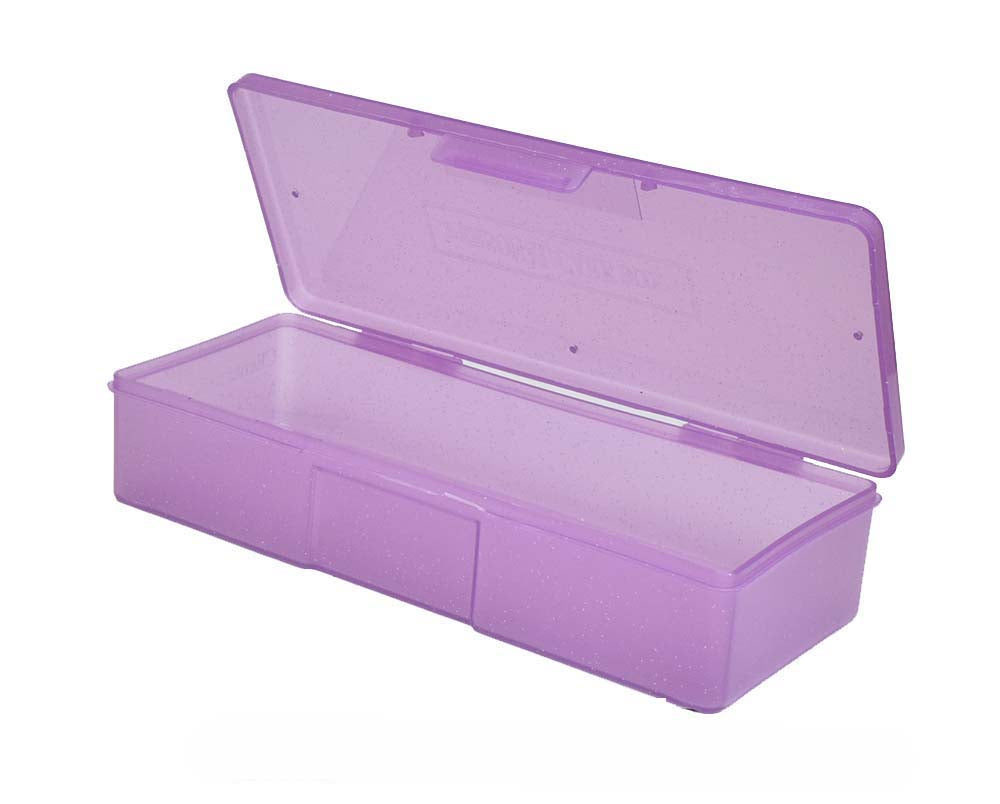 Professional Manicure/Pedicure Storage Case Large, Personal purple case box