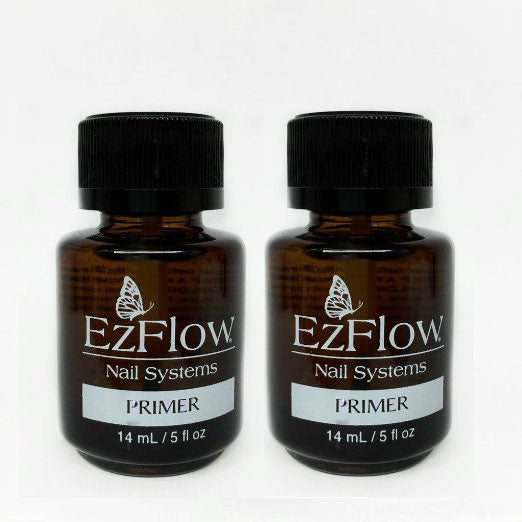 EzFlow Acrylic Nail Primer 0.5oz (pack of 2)