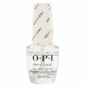 OPI Brilliant High Shine Top Coat 0.5 Oz
