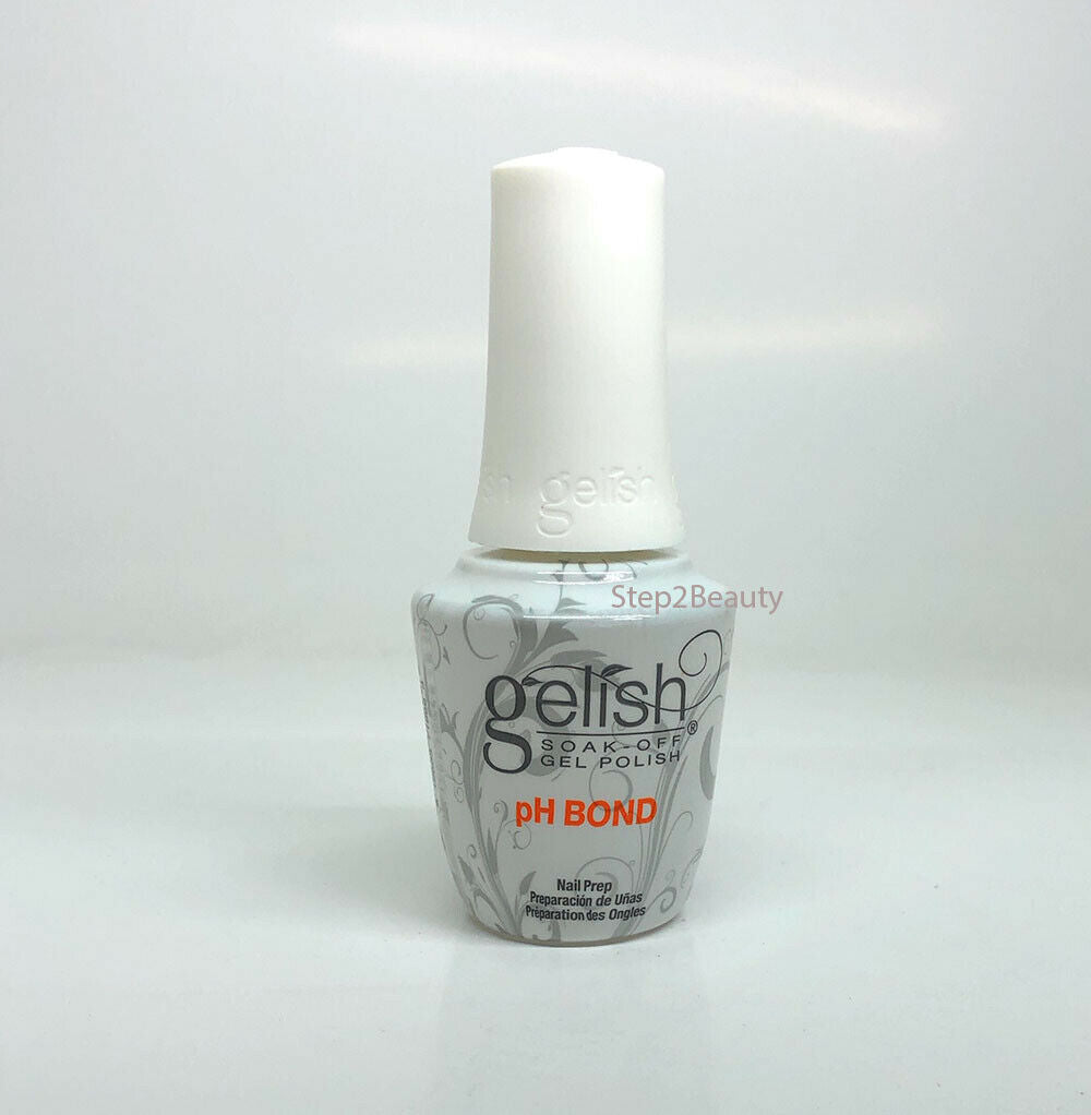 Gelish Soak Off Gel Polish - PH BOND Nail Prep 0.5 Oz