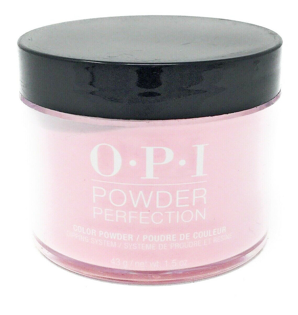 OPI Powder Perfection Dipping System 1.5 oz - DP S86 A Bubble Bath