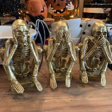 Three Skeletons-Hear, See, Speak No Evil