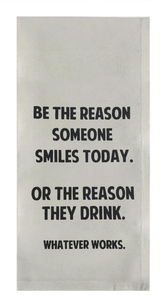 Be The Reason Towel