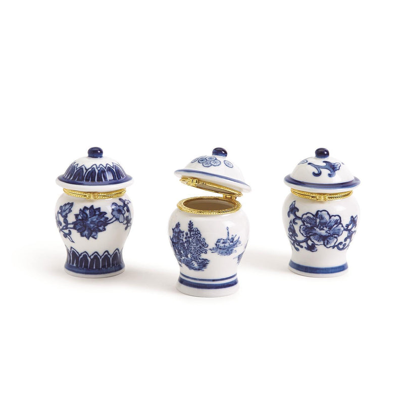Chinoiserie Ginger Jar Limoge Box
