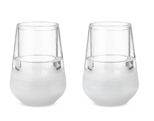 Glass FREEZE Wine Glass Set