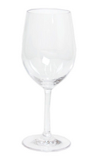 Load image into Gallery viewer, Caspari Acrylic Wine Glass