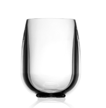 Load image into Gallery viewer, Acrylic Stemless Wine Glass