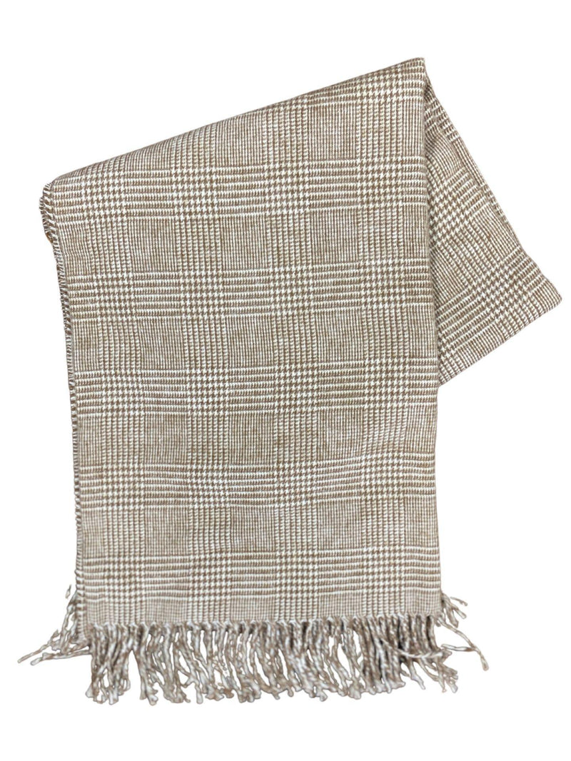 Luxurious Cashmere-Soft Throw
