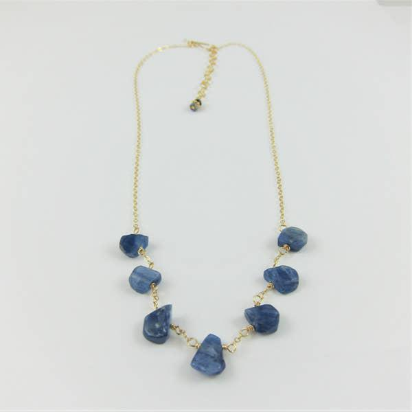 J Mills Kyanite Necklace