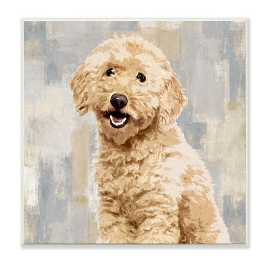 Labradoodle Wall Art