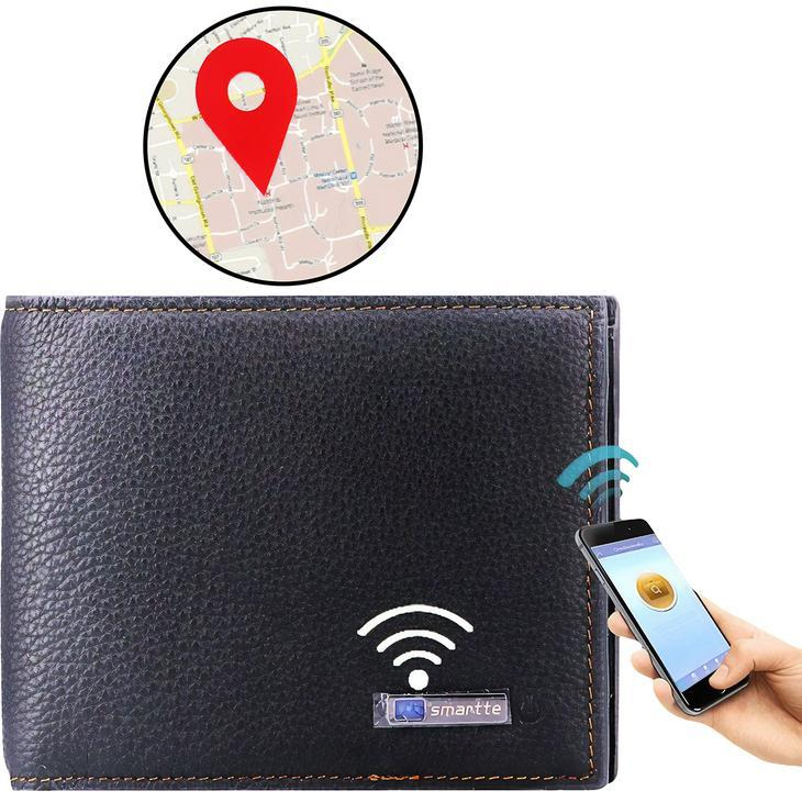 Mad Man Bluetooth Tracker Wallet