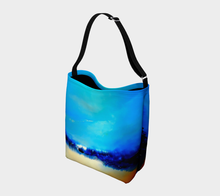 Load image into Gallery viewer, Rebirth Blue Shopper | JSFA