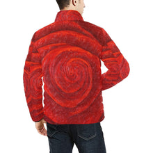 Load image into Gallery viewer, All Roses Men's Bomber Jacket | JSFA - JSFA - Original Art On Fashion by Jenny Simon