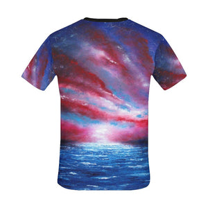 Stars And Stripes Men's T-Shirt | JSFA