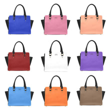 Load image into Gallery viewer, Classic Handbags Top Handle - 15 Colors Available | JSFA - JSFA - Original Art On Fashion by Jenny Simon