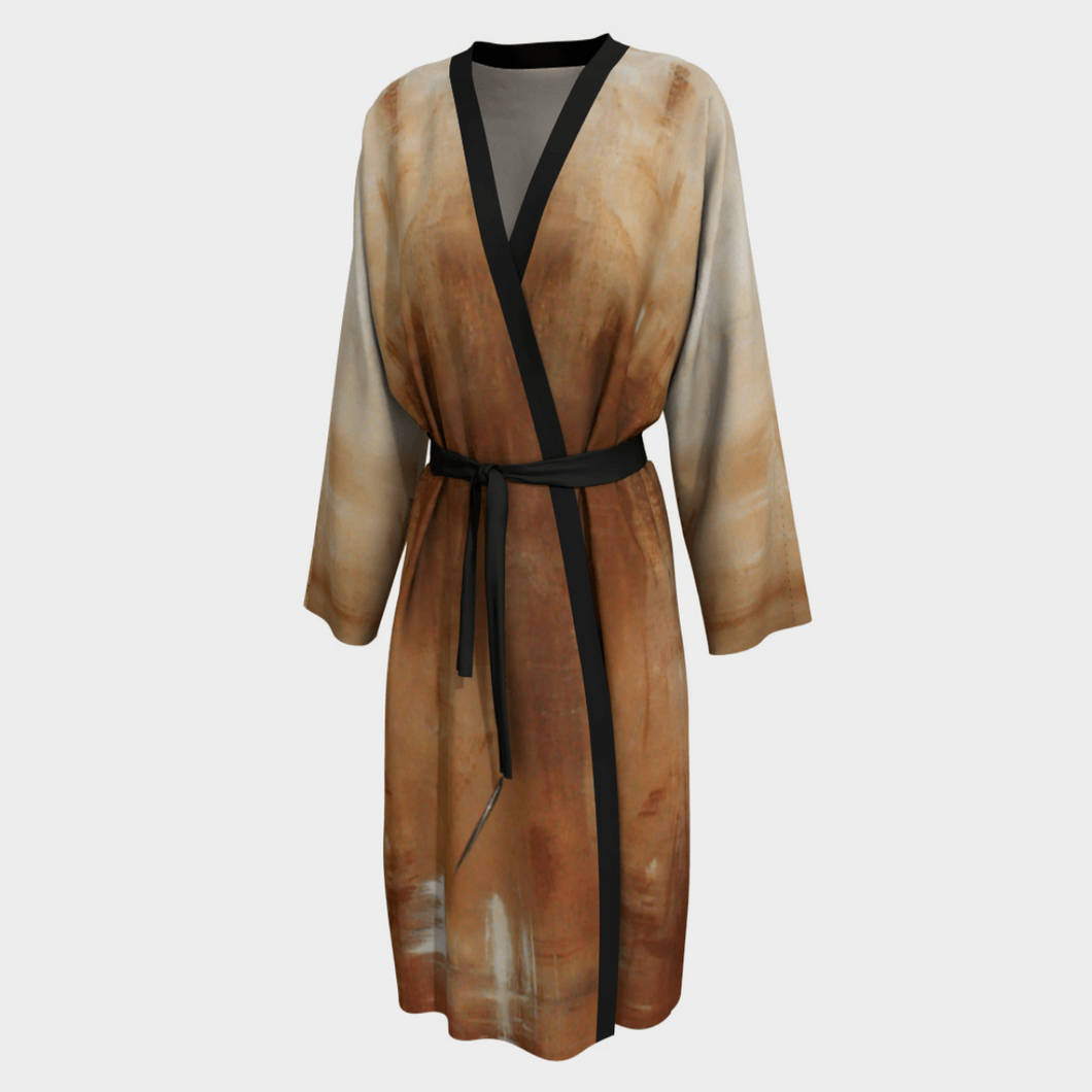 Golden Path Robe | JSFA - JSFA - Original Art On Fashion by Jenny Simon