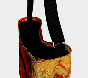 Love Vibration Shopper | JSFA - JSFA - Original Art On Fashion by Jenny Simon