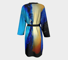 Load image into Gallery viewer, Multi-color Glory Robe | JSFA - JSFA - Original Art On Fashion by Jenny Simon
