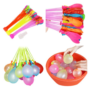 111pcs/bag Rapid Fill Water Baloons