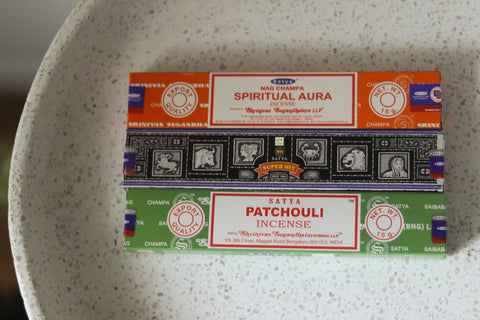 Various Incense