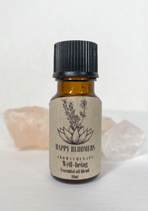 Well-being 10 ml oil blend