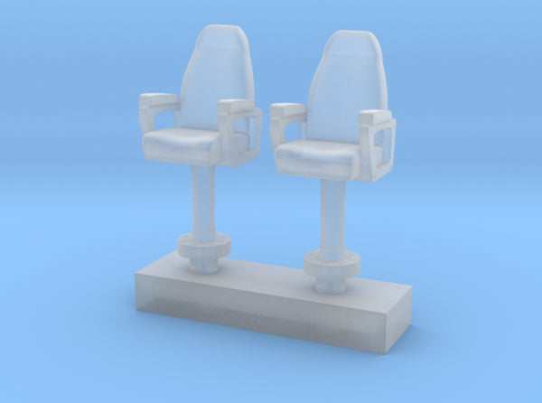 1/144 USN Capt Chair 3d printed