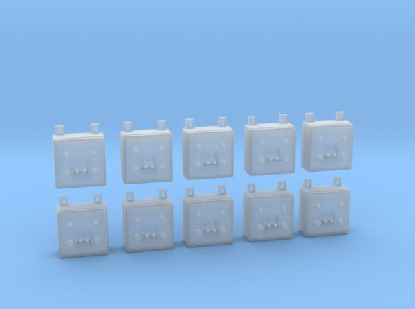 1/32 USN Wall Switch B 3d printed