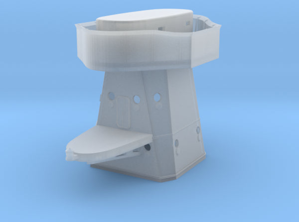 1/192 DKM Graf Spee Tower Top Part 3d printed