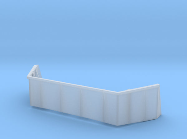 1/96 USS Cecil J. Doyle - Breakwater 3d printed