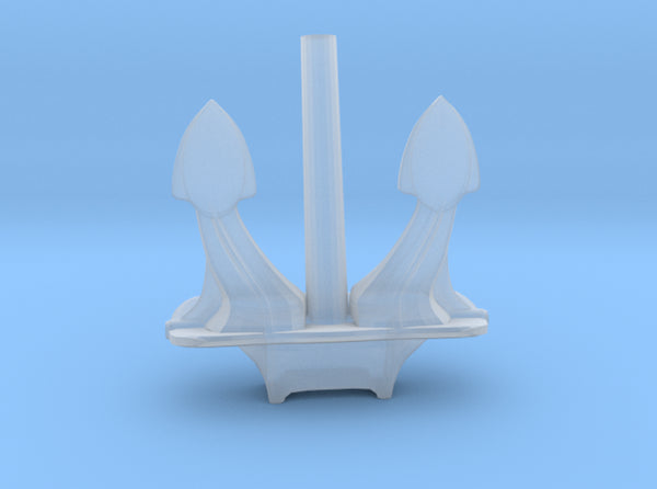 1/32 DKM Uboot Anchor 3d printed