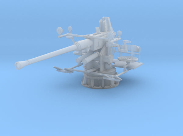 1/30 USN Single 40mm Bofors 3d printed