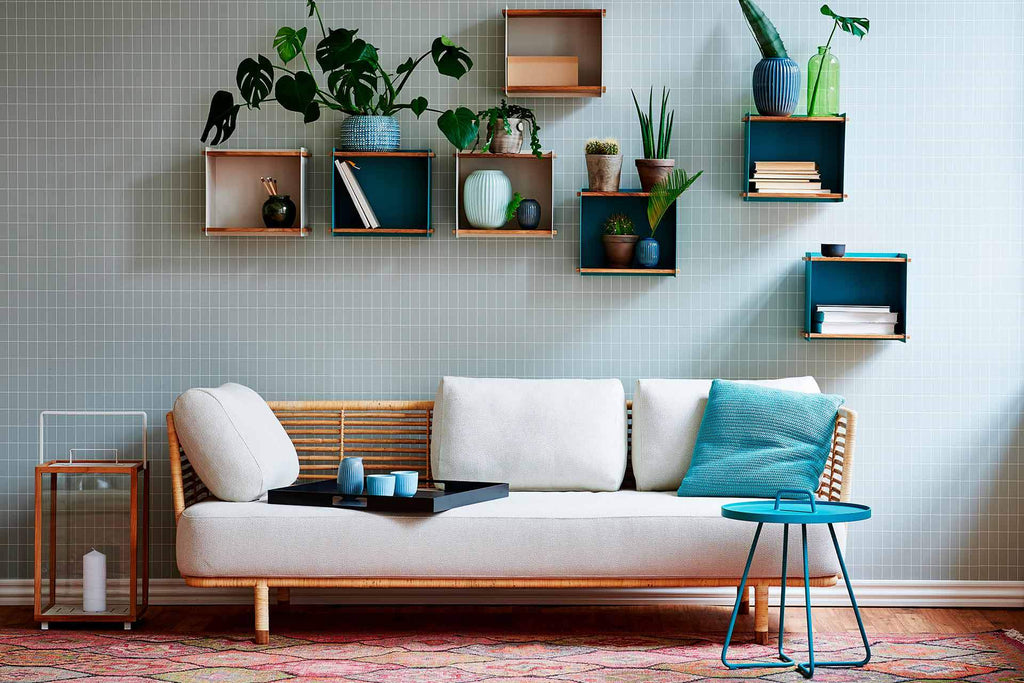 Make sense of a colorful wall