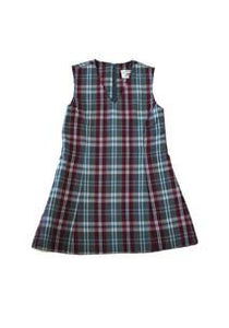 Girls Winter Check Tunic